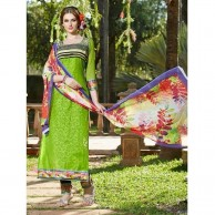 Cotton Straight Line Salwar SHC036