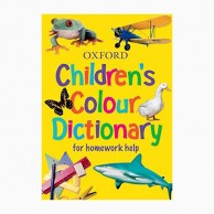 Oxford Children's Colour Dictionary B030637