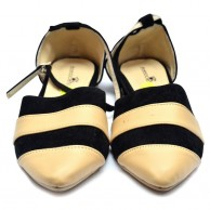 Black Casual Flat Shoes for Women
