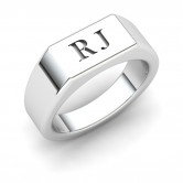 ENGRAVE-ABLE RING FOR HIM