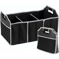 Handy Folding Car Boot Organizer