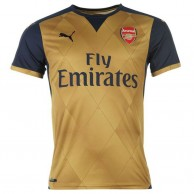 Arsenal Football Brown Jersey