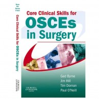 Core Clinical Skills For Osces In Surgery A020484