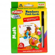 Pre K Dry Erase Flash Cards 11521