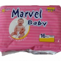 Marvel Baby Diapers Medium