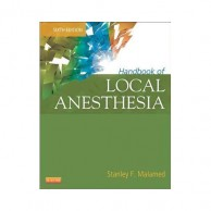 Handbook Of Local Anesthesia 6E A040357