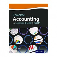 Complete Accounting For Cambridge O Level and IGCSE B180531