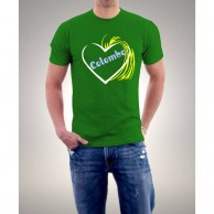 Green Colombo Love TShirts