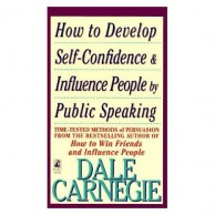 How To Develop Self Confidence and Influence People By Public Speaking D540077