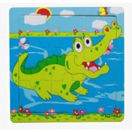 Kids Wooden Jigsaw Toy