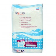 Softa Care Large Size  Adult Diaper 4 Pieces Pack