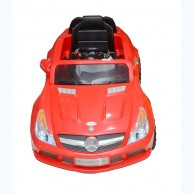 Kids Mercedes Benz Red Rechargeable Car 13000133