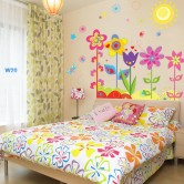 Wall stickers-Flowers