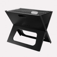 Happy Life Foldable Barbecue Grill