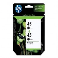 HP 45 TWIN PACK