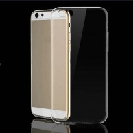 Clear Transparent Crystal Soft TPU Silicone Gel Cover PC01