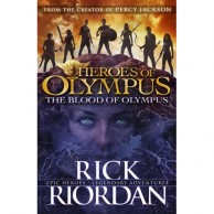Heroes of Olympus The Blood of Olympus D490636