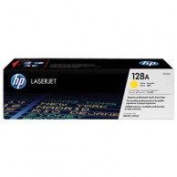 Hp Clj Cp1525 Cm1415 Yellow Cartridge
