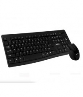 Wireless Keyboard and Mouse 2.4 GHz