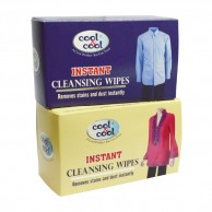 Instant Cleansing Wipes 12pcs