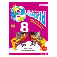 E-World-8 ICSE Revised Edition Computers Basics And Applications B060705