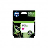 HP 951XL Magenta High Yield Original Ink Cartridge CN047AN
