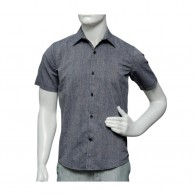 Ice Shirt Short Sleeve - Oslo Grey