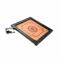 Carrom Board 3mm Black Frame