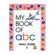 My Book Of Abc Small Letters B310092
