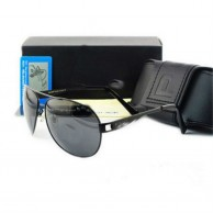 Polarized Black Sunglasses for Men