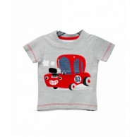 Car Designed Boys T-shirt
