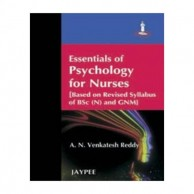 Essential Of Psychology For Nurses A121604