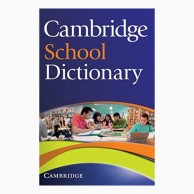 Cambridge School Dictionary B011020