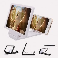 Portable 3D Magnifier Screen For Smartphones