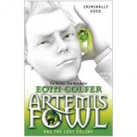 Artemis Fowl and The Lost Colony D490392