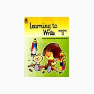 Learning To Write Book-3 B320100