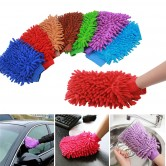 Microfiber Cleaning Glove for Home and Car
