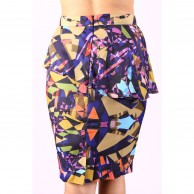 Kaleidoscope Skirt AVSK100093