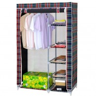 Foldable Cloth Cupboard