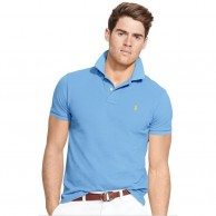 Men's Sky Blue Classic T Shirt