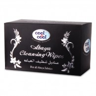 Abaya Cleansing Wipes Sachet 12pcs