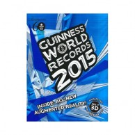 Guinness World Records 2015 Inside All New Augmented Reality J370075