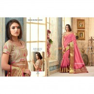 ANMOL ART SILK DESIGN 2054