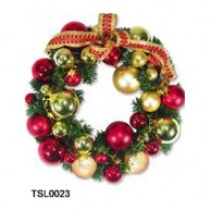 christmas decorations ring TSL0023