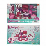 Kids Kitchen Play Set 42626528