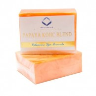 Relumins Triple Papaya Kojic Whitening Bar Professional Spa Formula