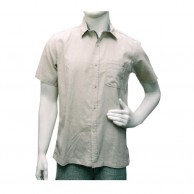 Ice Shirt Short Sleeve - Gunshot Grey