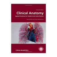 Ellis Clinical Anatomy 13E A390040