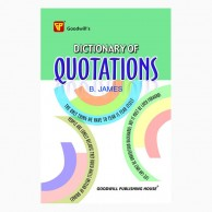 Dictionary Of Quotations B490114