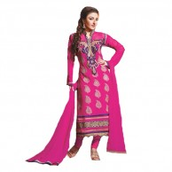 Power of Pink Hiba Shalwar Kameez WA0008